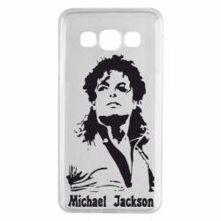 Чехол для Samsung A3 2015 Майкл Джексон