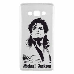 Чохол для Samsung A7 2015 Майкл Джексон
