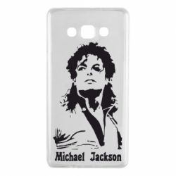Чехол для Samsung A7 2015 Майкл Джексон