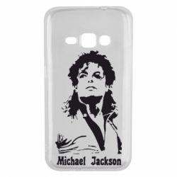 Чохол для Samsung J1 2016 Майкл Джексон