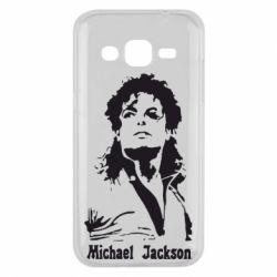 Чохол для Samsung J2 2015 Майкл Джексон