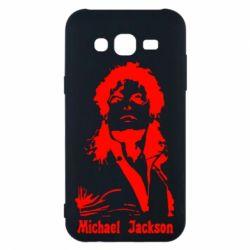 Чехол для Samsung J5 2015 Майкл Джексон