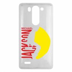 Чехол для LG G3 mini/G3s Майкл Джексон - FatLine