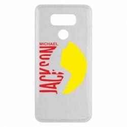 Чехол для LG G6 Майкл Джексон - FatLine
