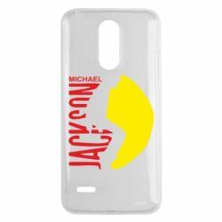 Чехол для LG K8 2017 Майкл Джексон - FatLine