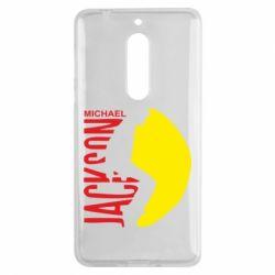 Чехол для Nokia 5 Майкл Джексон - FatLine