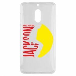 Чехол для Nokia 6 Майкл Джексон - FatLine