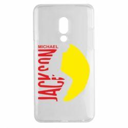 Чехол для Meizu 15 Plus Майкл Джексон - FatLine