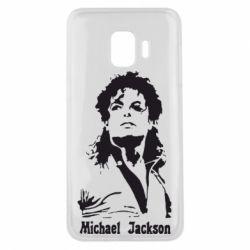 Чехол для Samsung J2 Core Майкл Джексон