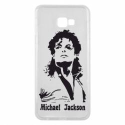 Чехол для Samsung J4 Plus 2018 Майкл Джексон