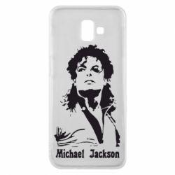 Чохол для Samsung J6 Plus 2018 Майкл Джексон