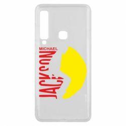 Чехол для Samsung A9 2018 Майкл Джексон - FatLine