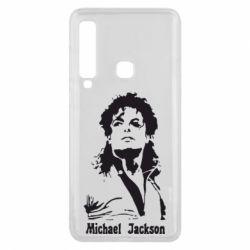 Чохол для Samsung A9 2018 Майкл Джексон