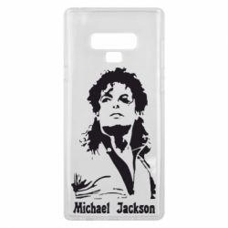 Чохол для Samsung Note 9 Майкл Джексон