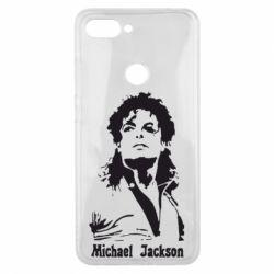 Чехол для Xiaomi Mi8 Lite Майкл Джексон