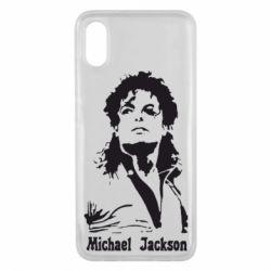 Чехол для Xiaomi Mi8 Pro Майкл Джексон