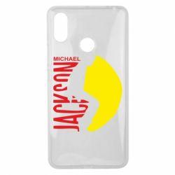 Чехол для Xiaomi Mi Max 3 Майкл Джексон - FatLine