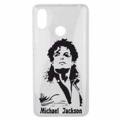 Чехол для Xiaomi Mi Max 3 Майкл Джексон