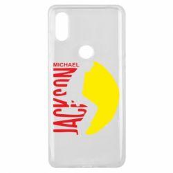Чехол для Xiaomi Mi Mix 3 Майкл Джексон - FatLine