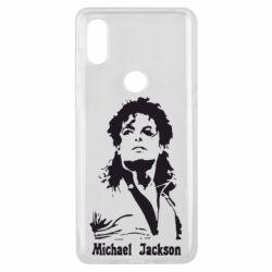 Чехол для Xiaomi Mi Mix 3 Майкл Джексон