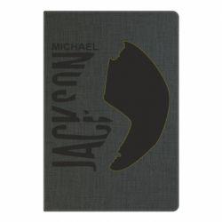 Блокнот А5 Майкл Джексон - FatLine