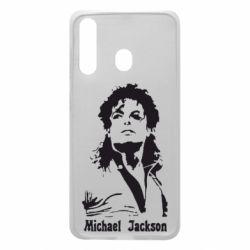Чохол для Samsung A60 Майкл Джексон