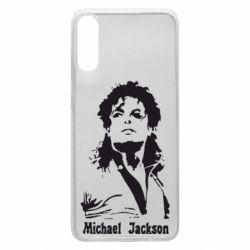 Чохол для Samsung A70 Майкл Джексон