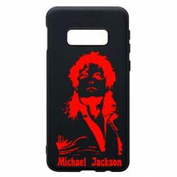 Чохол для Samsung S10e Майкл Джексон