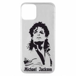 Чехол для iPhone 11 Майкл Джексон