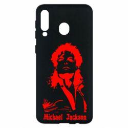 Чехол для Samsung M30 Майкл Джексон