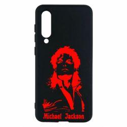 Чехол для Xiaomi Mi9 SE Майкл Джексон