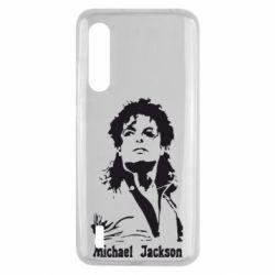 Чехол для Xiaomi Mi9 Lite Майкл Джексон