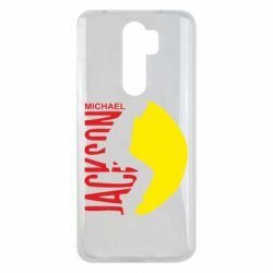 Чехол для Xiaomi Redmi Note 8 Pro Майкл Джексон