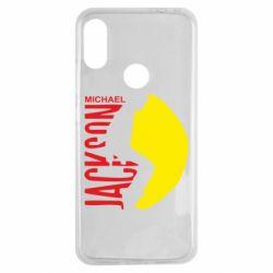 Чехол для Xiaomi Redmi Note 7 Майкл Джексон