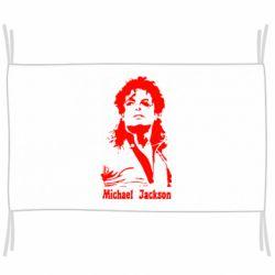 Флаг Майкл Джексон