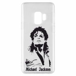 Чехол для Samsung S9 Майкл Джексон