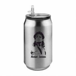 Термобанка 350ml Майкл Джексон