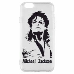 Чохол для iPhone 6/6S Майкл Джексон