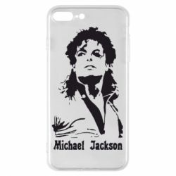 Чехол для iPhone 7 Plus Майкл Джексон