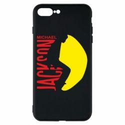 Чехол для iPhone 8 Plus Майкл Джексон - FatLine