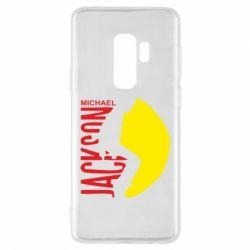 Чехол для Samsung S9+ Майкл Джексон - FatLine