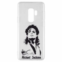 Чехол для Samsung S9+ Майкл Джексон