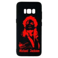 Чохол для Samsung S8 Майкл Джексон