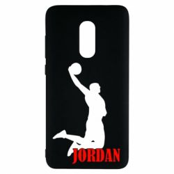 Чехол для Xiaomi Redmi Note 4 Майкл Джордан - FatLine
