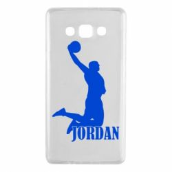 Чохол для Samsung A7 2015 Майкл Джордан