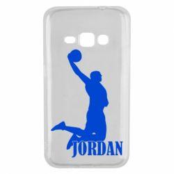 Чохол для Samsung J1 2016 Майкл Джордан