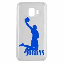 Чохол для Samsung J2 2018 Майкл Джордан