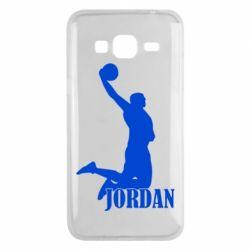 Чохол для Samsung J3 2016 Майкл Джордан