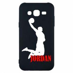 Чехол для Samsung J5 2015 Майкл Джордан - FatLine