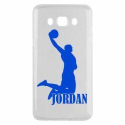Чохол для Samsung J5 2016 Майкл Джордан